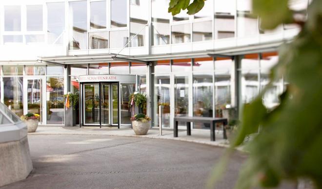 Amadeo Hotel Schaffenrath - Σάλτσμπουργκ - Κτίριο