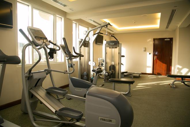 Gulf Pearls Hotel - Doha - Gym