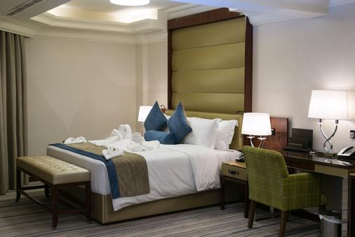 Gulf Pearls Hotel - Doha - Bedroom