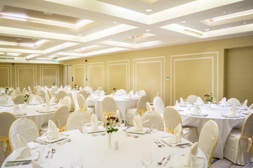 Gulf Pearls Hotel - Doha - Juhlasali