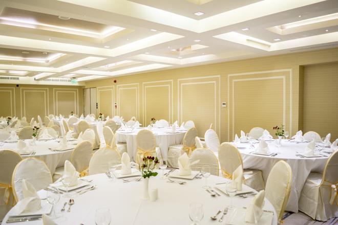 Gulf Pearls Hotel - Doha - Banquet hall