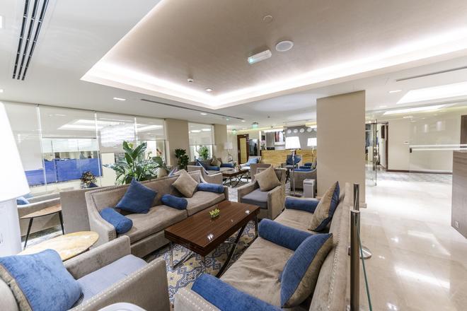 Gulf Pearls Hotel - Doha - Lobby