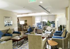 Gulf Pearls Hotel - Doha - Oleskelutila