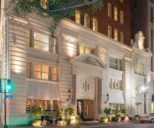 International House Hotel - New Orleans - Building