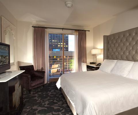 International House Hotel - Νέα Ορλεάνη - Κρεβατοκάμαρα