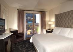 International House Hotel - New Orleans - Bedroom
