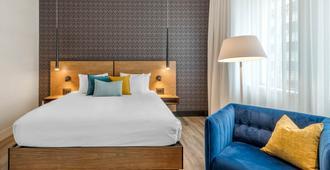Hotel Royal William Ascend Hotel Collection - קוויבק סיטי - חדר שינה
