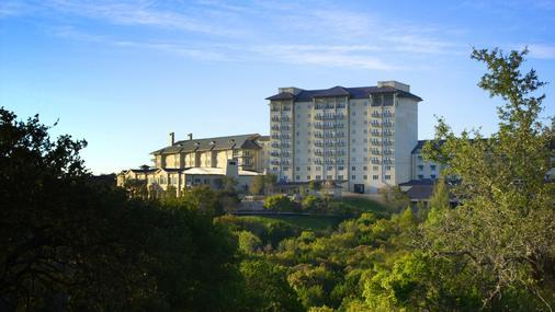 Omni Barton Creek Resort & Spa - Ώστιν - Κτίριο