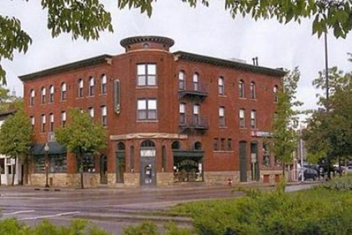 Hotel Ruby Marie - Madison - Building