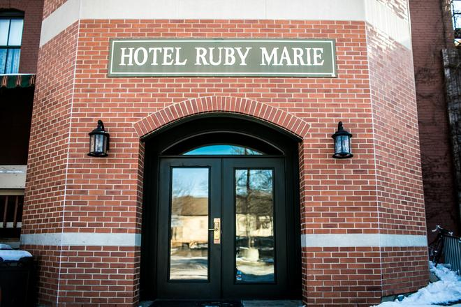 Hotel Ruby Marie - Madison - Edificio