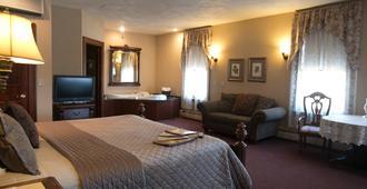 Hotel Ruby Marie - מדיסון - חדר שינה