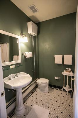Hotel Ruby Marie - Madison - Baño