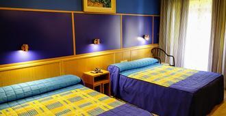 Hostal Boxes - Toledo - Bedroom