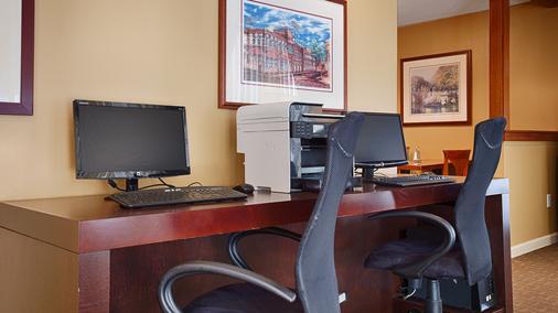 Hotel Boston - Boston - Business centre