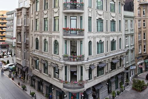 Karakoy Rooms - Estambul - Edificio