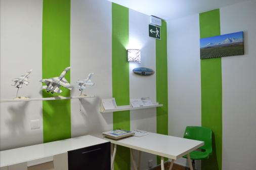 ArArAt - Santiago de Compostela - Dining room