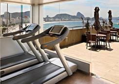 克帕卡巴那奧拉酒店 - 里約熱內盧 - 里約熱內盧 - 健身房