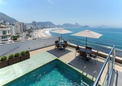 Orla Copacabana Hotel - Rio de Janeiro - Uima-allas