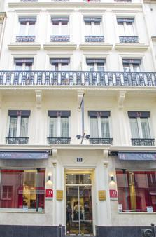 Hotel Migny Opera Montmartre - Pariisi - Rakennus