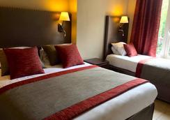 Hotel Migny Opera Montmartre - Pariisi - Makuuhuone