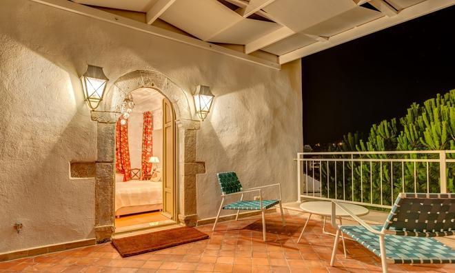 Ipekyol Hotel - Çeşme - Balcony