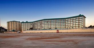 Royal Floridian Resort - Ormond Beach - Edificio