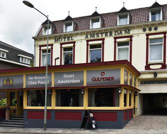 Hotel Amsterdam - Fauquemont - Валкенбург - Building
