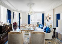 Trump International Hotel Washington DC - Washington - Living room