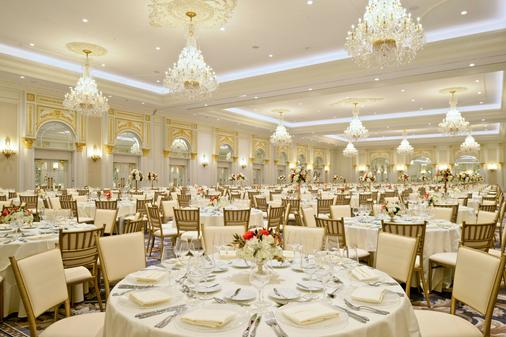 Trump International Hotel Washington DC - Washington - Banquet hall