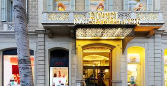 Hotel Continental Palacete - Барселона - Здание