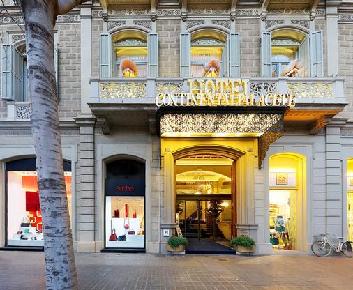 Hotel Continental Palacete - Barcelona - Rakennus
