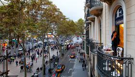 Hotel Continental Barcelona - Barcelona - Edificio