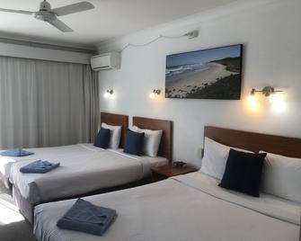 Golden Chain Port O'call Motel - Port Macquarie - Phòng ngủ