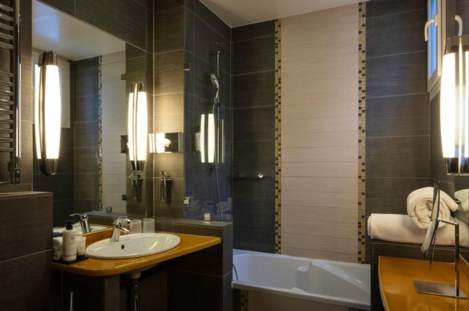 Hôtel Regent's Garden - Astotel - Paris - Phòng tắm