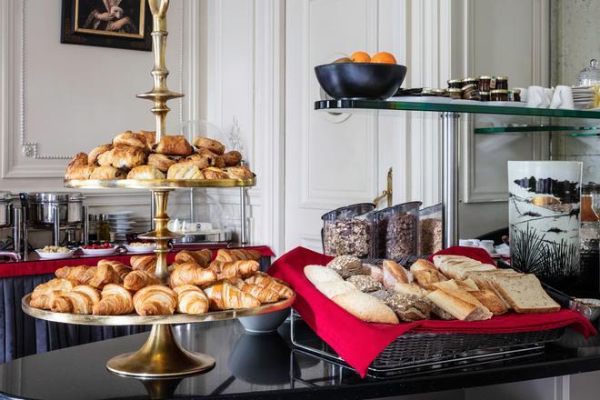 Hôtel Regent's Garden - Astotel - Paris - Buffet