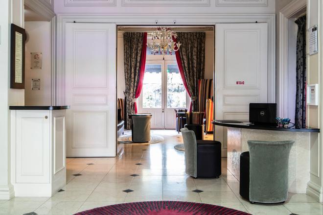 Hôtel Regent's Garden - Astotel - Paris - Lobby