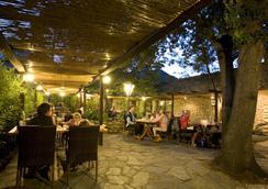 Hotel E Caselle - Venaco - Comedor