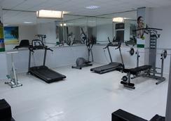 Hun Club - Antalya - Gym