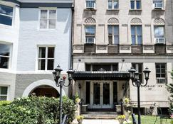 Dupont Circle Embassy Inn By Found - Washington - Edificio