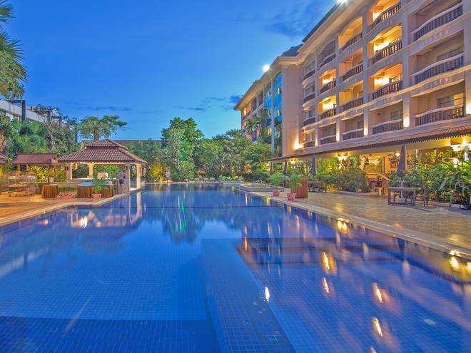森瑪迪維吳哥飯店Spa度假村 - 暹粒 - 游泳池