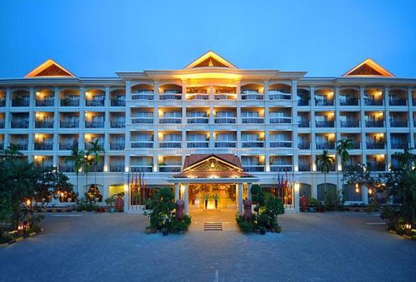 森瑪迪維吳哥飯店Spa度假村 - 暹粒 - 建築