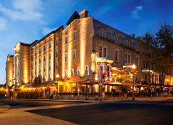 Hotel Chateau Laurier Quebec - Quebec - Byggnad