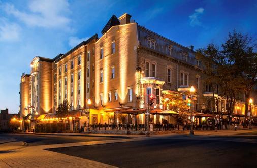 Hotel Chateau Laurier Quebec - Κεμπέκ - Κτίριο