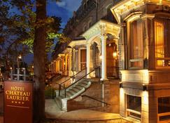 Hotel Chateau Laurier Quebec - Quebec - Hotellingång