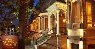Hotel Chateau Laurier Quebec - קוויבק סיטי - כניסה למלון