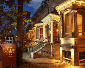 Hotel Chateau Laurier Quebec - Québec City - Hotel entrance