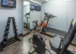 Hotel Chateau Bellevue - Québec City - Gym