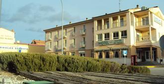 Hotel Avenida del Sotillo - Segovia - Edificio
