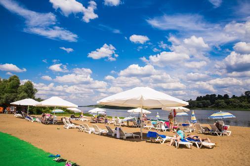 Tsargrad Hotel - Meshcherinovo - Beach