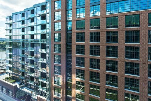Hyatt House Washington DC The Wharf - Washington - Rakennus